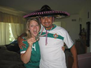 K and J Mexico Soccer